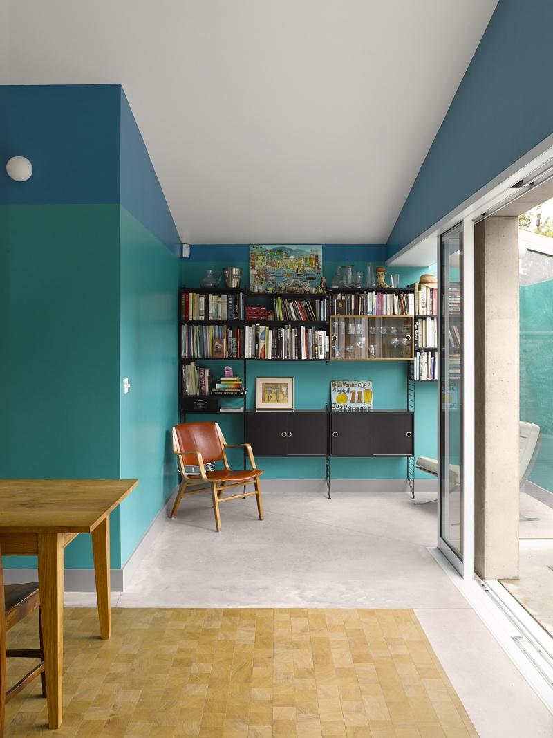 David Kohn Architects Sanderson House